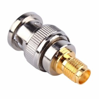 RF adapter SMA female to BNC male