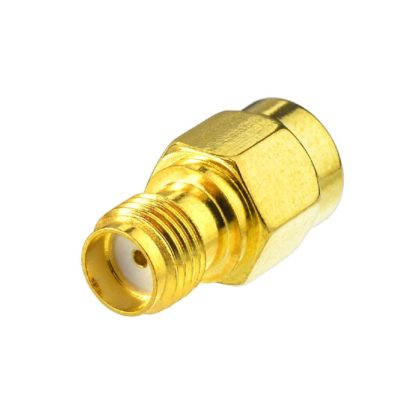 RF quick adapter SMA female to SMA male